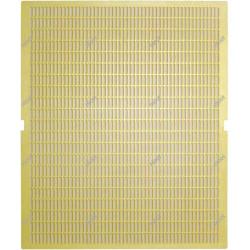 Šķirsiets plastmasas, Nicot, 50x50 cm