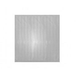 Šķirsiets (durafola), caurspīdīgs 47x49 cm